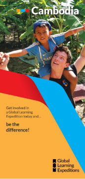 Global Learning Expeditions - Our Destinations - Cambodia